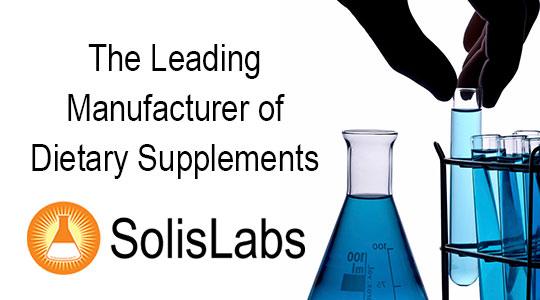 Liquid Contract Manufacturer | SolisLabs